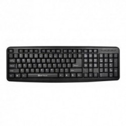 Tastatura Serioux SRXK-9400PS Black