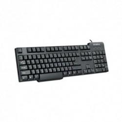 Tastatura Delux DLK-8050P-black