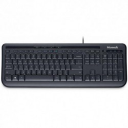 Tastatura Microsoft Wired 600 black