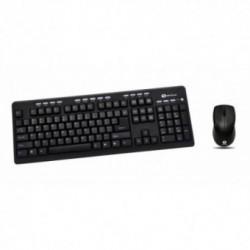 Kit tastatura si mouse Serioux SRX-MKM5500 Black