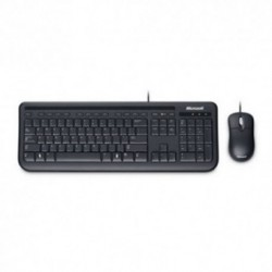 Kit tastatura si mouse Microsoft Wired Desktop 400 for Business