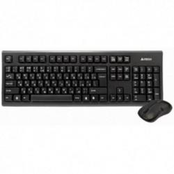 Kit tastatura si mouse A4Tech 3100N (GK-85 + G3-220N)