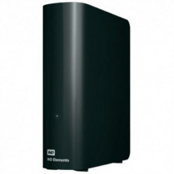 Hard Disk Extern Western Digital ELEMENTS 3.5 3TB USB 3.0 (Negru)
