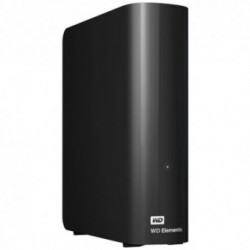 Hard Disk Extern Western Digital Elements 4TB USB 3.0 Black