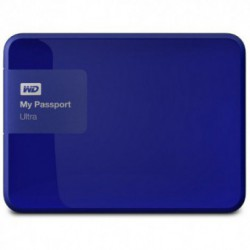 Hard Disk Extern Western Digital My Passport Ultra 1TB USB 3.0 Noble Blue