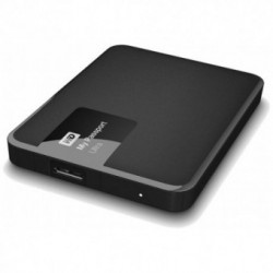 Hard Disk Extern Western Digital MY PASSPORT ULTRA 2TB BLACK