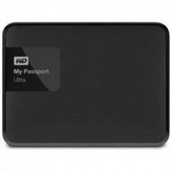 Hard Disk Extern Western Digital My Passport Ultra 3TB USB 3.0 Classic Black