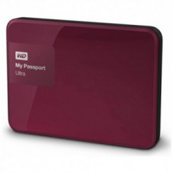 Hard Disk Extern Western Digital My Passport Ultra 1TB Wild Berry