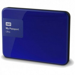 Hard Disk Extern Western Digital My Passport Ultra 2TB Blue