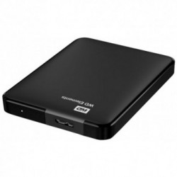 Hard Disk Extern Western Digital Elements Portable 2TB USB 3.0 Black