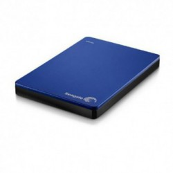 Hard Disk Extern Seagate Backup Plus 2TB USB 3.0 Albastru