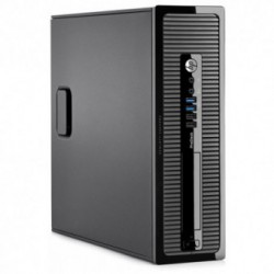 Sistem PC brand HP ProDesk 400 G2 SFF, Intel Core i3-4170, 500GB HDD, 4GB DDR3L, Intel HD Graphics 4400, FreeDOS