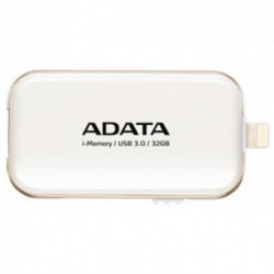 Stick memorie USB A-DATA UE710 32GB USB 3.0/Lightning White