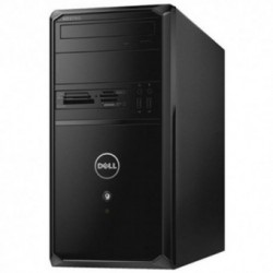 Sistem PC brand Dell Vostro 3900, Intel Core i5-4460, 500GB HDD, 4GB DDR3, Intel HD Graphics 4600, Windows 8.1 Pro