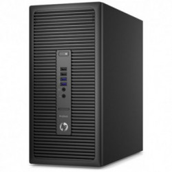 Sistem PC brand HP ProDesk 600 G2 MT, Intel Core i5-6500, 1TB HDD, 8GB DDR4, Intel HD Graphics 530, Windows 7 Pro + Windows 10 Pro