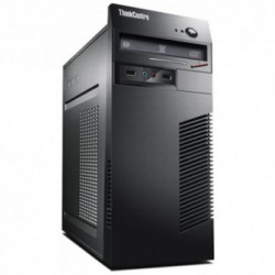 Sistem PC brand Lenovo M73 TWR, Intel Core i3-4150, 500GB HDD, 4GB DDR3, Intel HD Graphics 4400, Windows 7 Pro + Windows 10 Pro