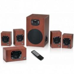 Boxe Genius SW-HF5.1 4600, Putere 125W RMS, Telecomanda