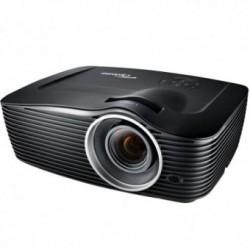 Videoproiector Optoma W501, DLP, WXGA (1280x800), Full 3D, 5000lm, 15.000:1, Negru