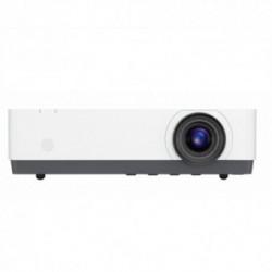 Videoproiector Sony VPL-EW345, 3LCD, WXGA (1280x800), 4200 lm, 3700:1, HDMI, Alb