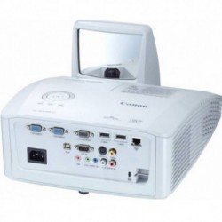 Videoproiector Canon LV-WX300UST, DLP, WXGA (1280x800), 3000 lm, 2300:1, HDMI, Alb