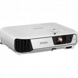 Videoproiector Epson EB-S31, 3LCD, SVGA (800x600), 3200 lm, 15000:1, HDMI, Alb