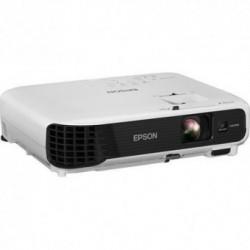Videoproiector Epson EB-S04, 3LCD, SVGA (800x600), 3000 lm, 15000:1, HDMI, Alb
