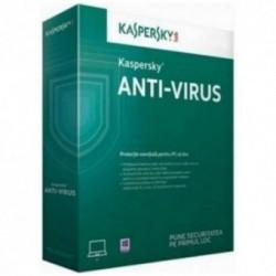 Antivirus Kaspersky AntiVirus 2016, Licenta noua, Box, 4 Licente, 1 An