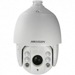 Camera IP Hikvision DS-2DE7186-A, Dome, 2MP, MicroSD, IR, Exterior, Alb
