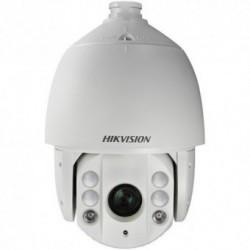 Camera IP Hikvision DS-2DE7186-A, Dome, 2MP, MicroSD, IR, Exterior, Alb