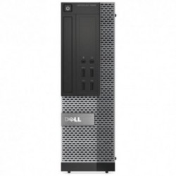 Sistem PC brand Dell OptiPlex 7020 SFF, Intel Core i5-4590, 500GB HDD, 8GB DDR3, Intel HD Graphics 4600, Windows 7 Pro