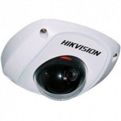 Camera IP Hikvision DS-2CD2520F 2.8MM, Cube, 2MP, MicroSD, Exterior, Alb