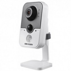 Camera IP Hikvision DS-2CD2432F-IW, 2.8mm, Cube, 3 MP, Card SD, WI-FI