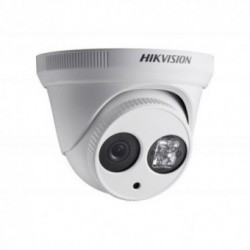 Camera analogica Hikvision DS-2CE56C2T-IT32.8, Dome, HD720p, IR, Exterior, Alb