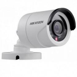 Camera analogica Hikvision DS-2CE16D1T-IR 2.8, Bullet, HD1080p, IR, Exterior, Alb