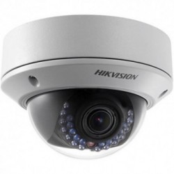 Camera IP Hikvision DS-2CD2742FWD-IS, Dome, 4MP, IR, Exterior, Micro SD, Alb