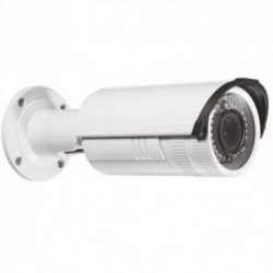 Camera IP Hikvision DS-2CD2622FWD-IS, Bullet, 2MP, IR, Audio, Exterior, Micro SD, Alb