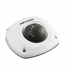 Camera IP Hikvision DS-2CD2512F-I, 1.3MP, IR, Exterior, Micro SD, Alb