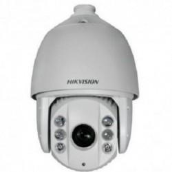 Camera analogica Hikvision DS-2AE7158-A, Dome, 540 linii TVL, IR, Exterior, Alb