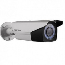 Camera analogica Hikvision DS-2CE16D1T-AVFIR3, Bullet, HD 1080p, IR, Exterior, Alb