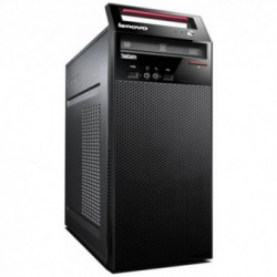 Sistem PC brand Lenovo E73 TWR, Intel Core i7-4790S, 500GB HDD, 4GB DDR3, Intel HD Graphics 4600, FreeDOS