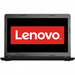 "Laptop Lenovo IdeaPad 100-15 cu procesor Intel® Celeron® Dual-Core™ N2840, 2.16GHz, 15.6"", 4GB, 500GB, DVD-RW, Intel® HD Graphics, Free DOS, Black"