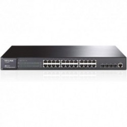 Switch TP-LINK TL-SG5428, Managed Switch, 24 porturi Gigabit