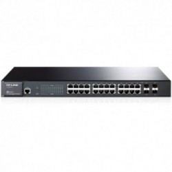 Switch TP-LINK TL-SG3424, Managed Switch, 24 porturi Gigabit
