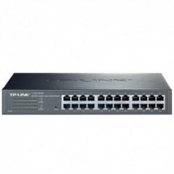 Switch TP-LINK TL-SG1024DE, 24 porturi Gigabit