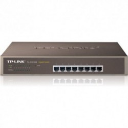 Switch TP-LINK TL-SG1008, Unmanaged Switch, 8 porturi Gigabit