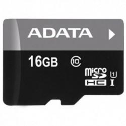 Card memorie A-DATA MicroSDHC Premier UHS-I Class 10 16GB (Adaptor SD)
