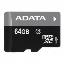 Card memorie A-DATA Premier MicroSDXC UHS-I Class 10 64GB