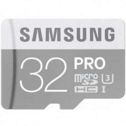 Card memorie SAMSUNG MicroSDHC Pro 32GB, Clasa 10 UHS-I