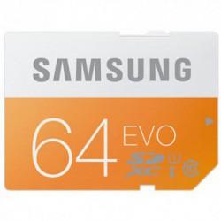 Card memorie SAMSUNG SDXC EVO 64GB Clasa 10 UHS-I