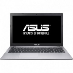 "Laptop ASUS X550JX-XX129D cu procesor Intel® Core™ i5-4200H, 2.80GHz, Haswell™, 15.6"", HD, 4GB, 1TB, DVD-RW, nVidia GeForce GTX 950M 2GB, Free DOS, Dark Gray"
